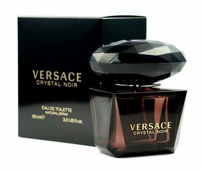 Versace CRYSTAL NOIR eau de toilette Spray 90 ml + OMAGGIO