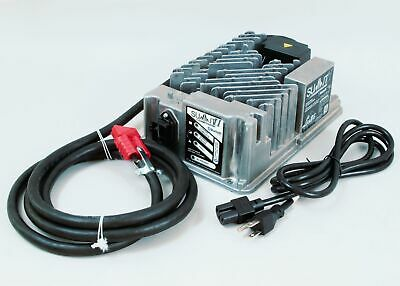 Clarke American Lincoln 0775-093 Automatic Battery Charger 24 Volt Convertamatic