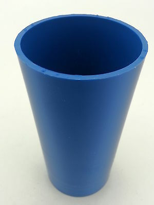Pillar candle mould. Makes candles 3 - 10cm high. Includes stick peg and putty