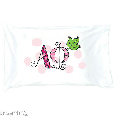 Alpha Phi Pillowcase