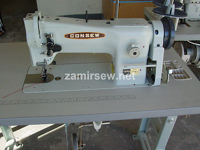 Consew 206Rb5 Industrial Sewing Machine Walking Foot