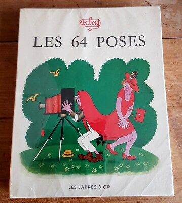 Rare Eo N° + Albert Dubout + Photographie : Les 64 Poses
