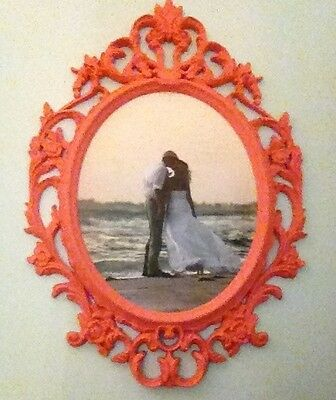 Beautiful Vintage Style Hand Painted, Picture Frame or Chalkboard Choose Color