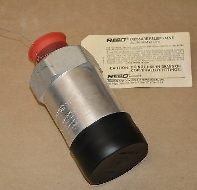 REGO AA 135MUA 250PSI G2C98  NH3 (Ammonia) Safety Relief Valve 1.25 inch NEW