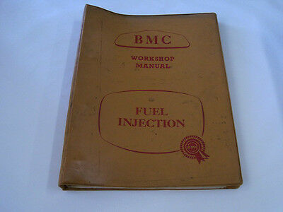 BMC DIESEL FUELS INJECTION Workshop Manual 2nd Edition