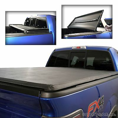 Quality Folding Tonneau TriFold Cover 2009-2014 Ford F-150 5'5 Bed Pickup NEW