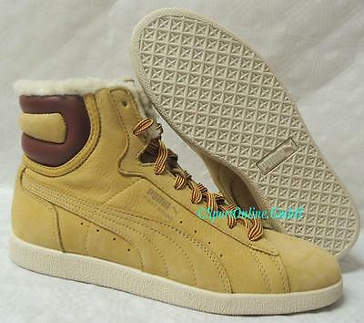 PUMA FIRST ROUND Worker WN's 350880 12 Damen Winter High Top