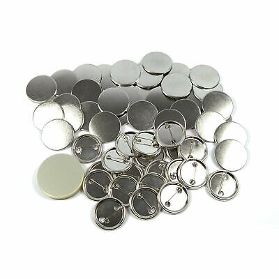 G Series 38mm Button Badge Components 1000 No 38mm Pin Badge Components