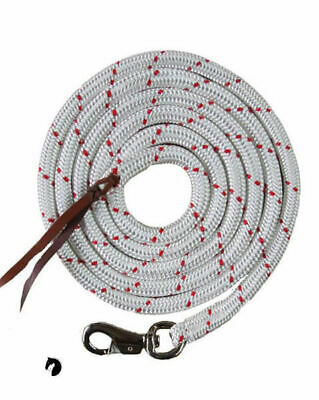 Horsemanship training Lead Rope Horse Dog yachting stables gear 16mmx 2.2mt 7'