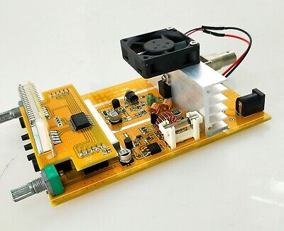 free shipping 1W/7W Adjustable 76-108MHz stereo PLL  Fm transmitter ST-7C PCB