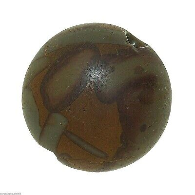 (0483) Big Jasper Bead from China-Tibet,    仿古碧玉珠
