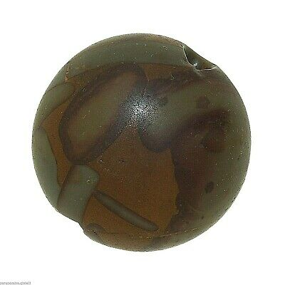 Big Jasper Bead from China-Tibet,    仿古碧玉珠  (0483)