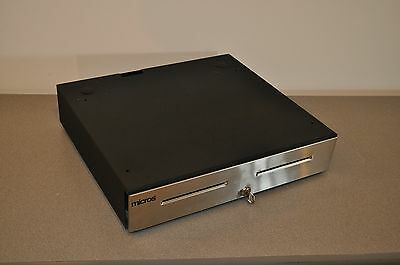 Micros Cash Drawer New Style  400018-026- With Premium Till, Key And Warranty!