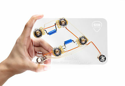 920D ES-335® 50's Wiring Harness for Gibson CTS Switchcraft PIO Paper In Oil