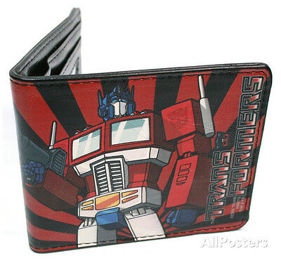 Transformers - Optimus Prime Leather Wallet - 3.5 x 4
