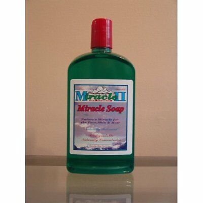 Miracle II Regular Soap 22 Oz (Miracle 2), Free Shipping, New