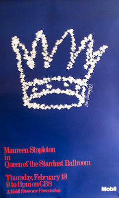 Queen Of The Stardust Ballroom Mobil Poster Mobil Masterpiece Theatre Stapleton