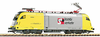 Piko G Scale 37425 Kombiverkehr Taurus Electric Locomotive with DCC option