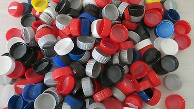 Lot Of Coke Plastic Soda Caps For Crafts from Israel-lot of 25