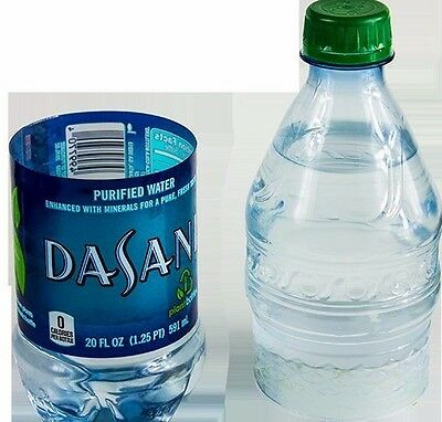 Stash can Dasani Water Bottle Safe Can Secret Container Hidden Diversion ,NEW