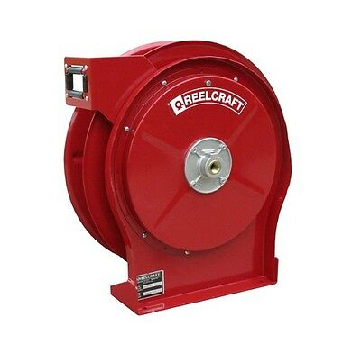 REELCRAFT 5605 OLP Hose Reel 3/8 x 50ft. 500 psi. for Air & Water - without hose