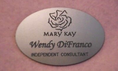 Mary Kay Independent Consultant Name Badge  Personalize Free Shipping