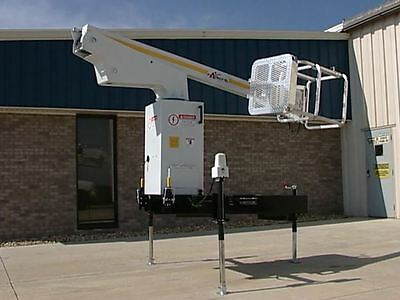 ArmLift PATRIOT Telescoping Aerial Device with UTV Mount (vehicle not included)