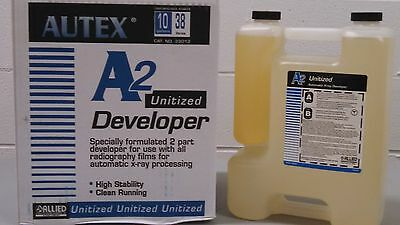 Autex X-ray Developer Concentrate, 10 Gallon Bi-Pak