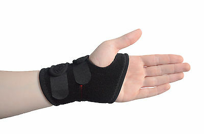 Universal Breathable Adjustable Wrist Brace Support Wrap Sprain Strain Gym RSI