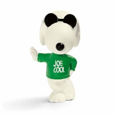 Schleich Peanuts Collection - Snoopy as Joe Cool 5.5cm Hand Painted Figure
