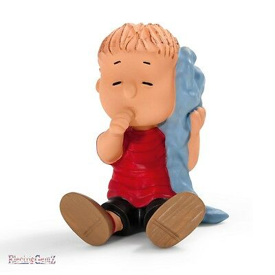 Schleich Peanuts Collection - Linus 5.5cm Hand Painted Figure