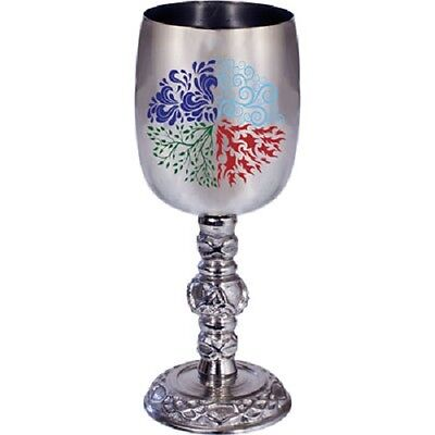 Ritual Elemental Chalice 64508 Wiccan Pagan Witchcraft Altar Supply