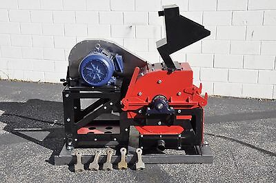 Global Mining Equipment GME14-Hammermill - Electric 3phase 15hp Motor