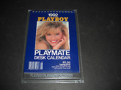 1992 Playboy Playmate Desk Calendar  Sealed NEW