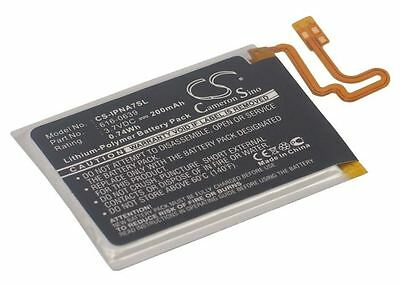 Rechargeable Battery Cell For CE Apple iPod Nano 7th 200mAh 0 Li-PL IPNA7SL