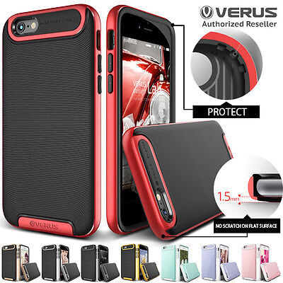 iPhone 6s 6 / 6 6s Plus Case For Apple Genuine VERUS Crucial Bumper Hybrid Cover