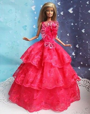 Hotsell children Christmas gift original clothes dress for barbies doll a1502