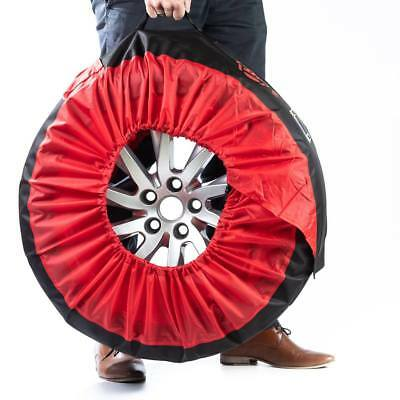 SPARE WHEEL TYRE STORAGE CARRY BAG COVER 14''-18'' 245mm width SINGLE STANDARD