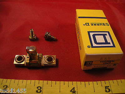 Square D A.65 Overload Relay Thermal Unit Element Heater A65 KS Nib New