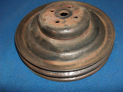 Ford  Water Pump Pulley  C8AE-8509-A3  1968    Mercury