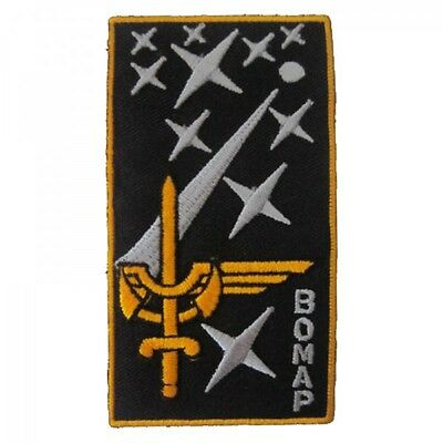 Ecusson / Patch - BOMAP (Base Operationnelle Mobile Aeroportee)