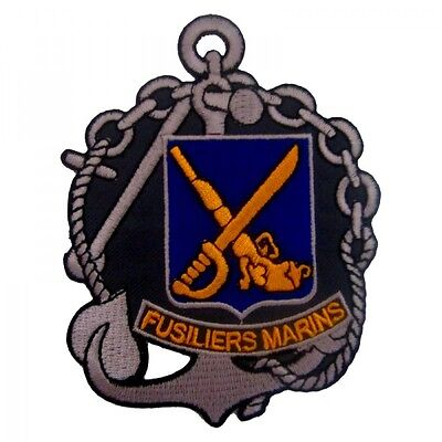 Ecusson / Patch - Fusiliers Marins
