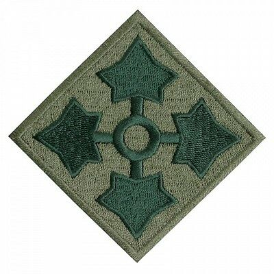 Ecusson / Patch - 4th ID (Infantry Division)