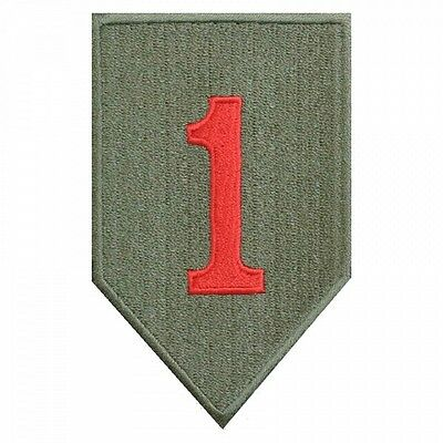 Ecusson / Patch - Big Red One - 1st ID (Infantry Division)