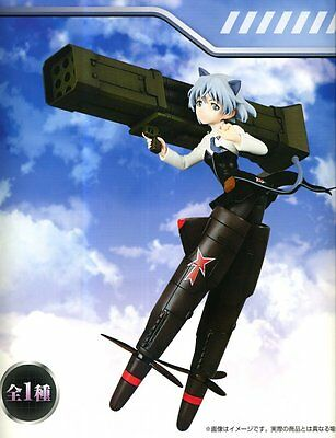 Sanya V. Litvyak High Quality Figure Japan anime Strike Witches official