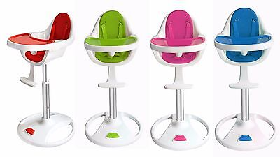 Bebe Style Modern Swivel 360 Highchair, Multi Height. Baby child kids high chair