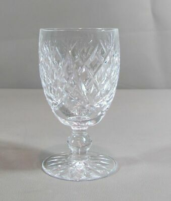 Waterford Crystal DONEGAL Water Goblet EXCELLENT