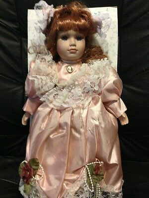 Jenny Faith Doll With Stand New In Box