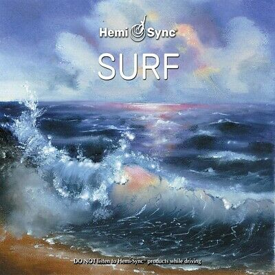 SURF WITH HEMI-SYNC BY MONROE PRODUCTS THETA NEW LATEST 46 min