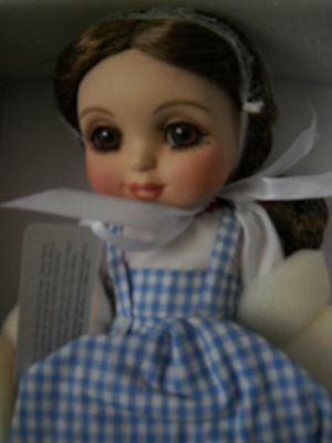 Marie Osmond Adora Belle - Wizard of Oz - DOROTHY - 12 inch Doll - NEW !!